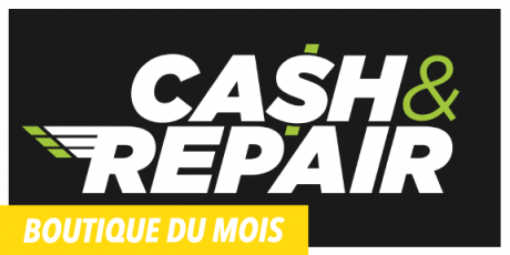 Boutique du mois Cash and repair - Centre océanis Saint gilles croix de vie Vendée 85800